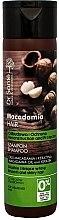 Aufbauendes Shampoo mit Macadamiaöl und Keratin - Dr. Sante Macadamia Hair — Bild N1