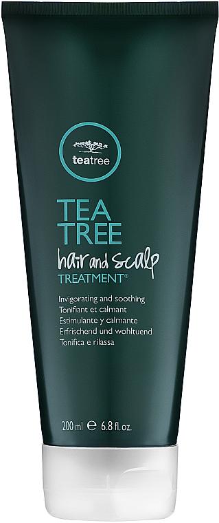 Erfrischendes und wohltuendes Peeling für Haar und Kopfhaut mit Teebaum - Paul Mitchell Tea Tree Hair & Scalp Treatment — Bild N1