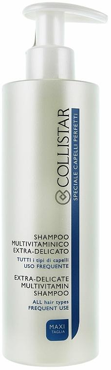 Extra-sanftes Multivitamin Shampoo für häufigen Gebrauch - Collistar Extra-Delicate Micellar Shampoo — Bild N5