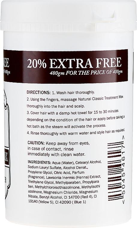 Haarspülung mit Henna-Extrakt - Natural Classic Henna — Bild N2