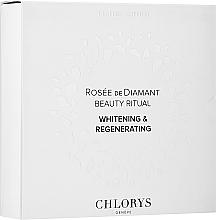 Düfte, Parfümerie und Kosmetik Gesichtspflegeset - Chlorys Rose de Diamant Beauty Ritual (Gesichtsemulsion 12ml + Gesichtsserum 10ml)