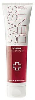 Intensiv aufhellende Zahnpasta Extreme - Swissdent Biocare Extreme Whitening Toothpaste — Bild N1