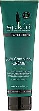 Düfte, Parfümerie und Kosmetik Körpercreme - Sukin Super Greens Body Contouring Creme