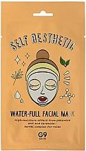 Düfte, Parfümerie und Kosmetik Feuchtigkeitsspendende Tuchmaske für das Gesicht - G9 Self Aesthetic Waterful Facial Mask