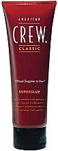 Düfte, Parfümerie und Kosmetik Haargel für extremen Halt und Glanz - American Crew Classic Superglue Gel
