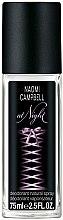 Düfte, Parfümerie und Kosmetik Naomi Campbell At Night - Parfümiertes Körperspray