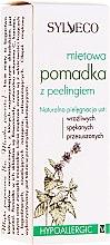 Düfte, Parfümerie und Kosmetik Peelingbalsam für die Lippen mit Minze - Sylveco