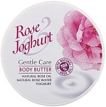 Düfte, Parfümerie und Kosmetik Körperöl - Bulgarian Rose Body Butter Rose Joghurt