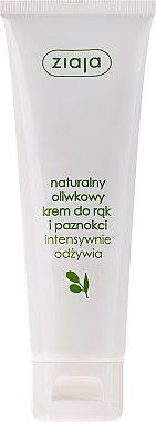 Hand- und Nagelcreme mit Olive - Ziaja Natural Olive Cream For Hand and Nail — Bild N1