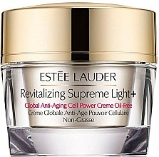 Düfte, Parfümerie und Kosmetik Anti-Aging Gesichtscreme - Estee Lauder Revitalizing Supreme Light+ Global Anti-Aging Creme
