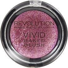 Düfte, Parfümerie und Kosmetik Gebackenes Rouge - Makeup Revolution Vivid Baked Blush