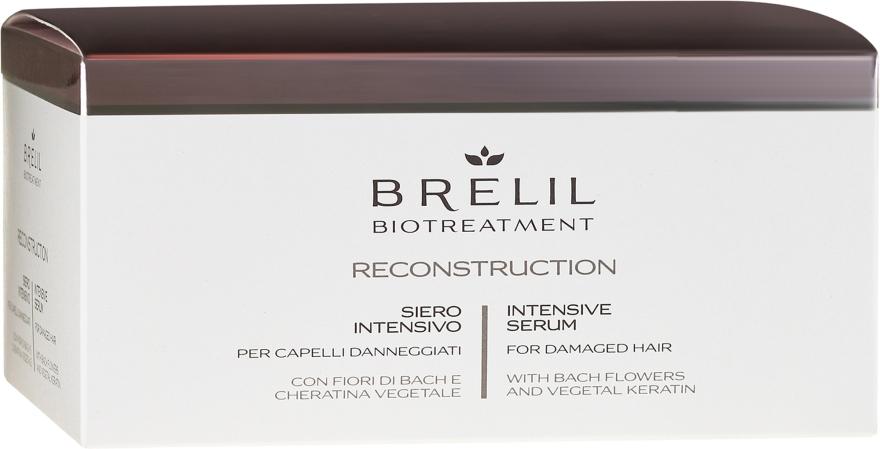 Intensiv regenerierendes Haarserum - Brelil Bio Treatment Reconstruction Intensive Serum — Bild N1