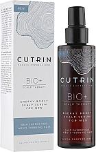 Düfte, Parfümerie und Kosmetik Stärkendes und energiespendendes Kopfhautserum für Männer - Cutrin Bio+ Energy Boost Scalp Serum For Men