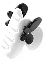 Düfte, Parfümerie und Kosmetik Haarklammer 232 weiß - Moliabal Milano Hair Clip