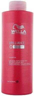 Farberhaltendes Shampoo für feines bis normales coloriertes Haar - Wella Professionals Brilliance Shampoo — Bild N3
