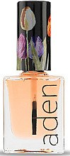 Düfte, Parfümerie und Kosmetik Nagelhautöl - Aden Cosmetics Peach Cuticle Oil