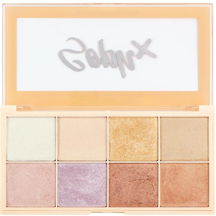 Highlighter-Palette - Makeup Revolution Soph Highlighter Palette — Bild N2
