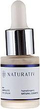 Düfte, Parfümerie und Kosmetik Serum für die Augenpartie - Naturativ ecoAmpoule 5 Eye Serum