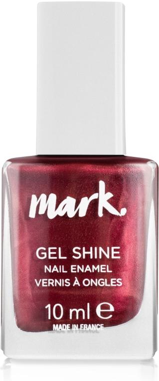 Nagellack mit Gel-Effekt - Avon Mark Gel Shine — Bild N1