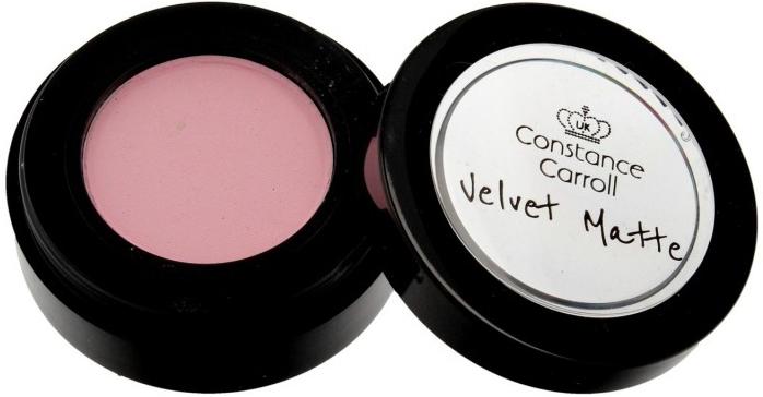 Mattierender Lidschatten - Constance Carroll Velvet Matte Mono Eyeshadow — Bild N1