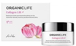 Düfte, Parfümerie und Kosmetik Anti-Falten-Nachtcreme - Organic Life Dermocosmetics Collagen Lift Night Face Cream