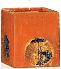 Düfte, Parfümerie und Kosmetik Duftkerze Orange & Chocolate - Bulgarian Rose Perfume Fragrant Wax Candle