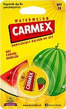 Düfte, Parfümerie und Kosmetik Feuchtigkeitsspendender Lippenbalsam mit Wassermelonduft - Carmex Lip Balm Water Mellon