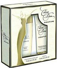 Düfte, Parfümerie und Kosmetik Celine Dion Signature - Duftset (Deodorant/75ml + Duschgel/75ml)