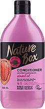 Düfte, Parfümerie und Kosmetik Haarspülung mit Mandelöl - Nature Box Almond Oil Conditioner