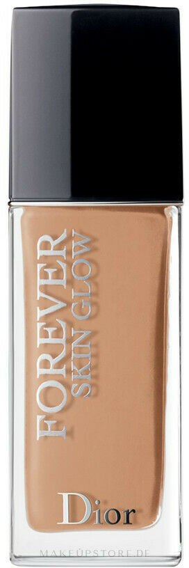 Dior Diorskin Forever Skin Glow Foundation - Foundation  — Bild 0.4 - Warm