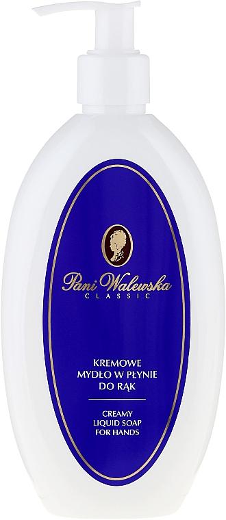 Cremige Flüssigseife für Hände - Miraculum Pani Walewska Liquid Soap Classic — Bild N1