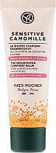 Düfte, Parfümerie und Kosmetik Nährender Gesichtsbalsam mit mit Kamillenkonzentrat für trockene und empfindliche Haut - Yves Rocher