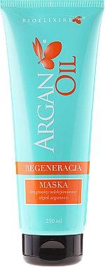 Regenerierende Haarmaske - Bioelixire Argan Oil Regenerating Mask — Bild N1