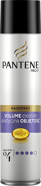 "Haarspray ""Volume Creation"" Extra starker Halt - Pantene Pro-V Volume Creation Hair Spray — Bild N3"