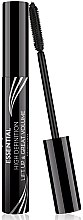 Düfte, Parfümerie und Kosmetik Mascara für definierte und voluminöse Wimpern - Golden Rose Essential High Definition Lift Up & Great Volume Mascara