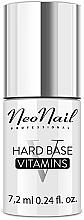 Nagelbase mit Vitaminen - NeoNail Professional Hard Base Vitamins — Bild N3