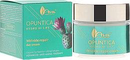 Düfte, Parfümerie und Kosmetik Reparierende Anti-Falten Tagescreme für das Gesicht - Ava Laboratorium Opuntica Hydro Hi–Lift Wrinkle Repair Day Cream