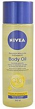 Düfte, Parfümerie und Kosmetik Körperöl - Nivea Q10 Firming Body Oil