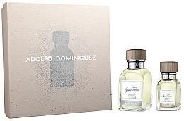 Düfte, Parfümerie und Kosmetik Adolfo Dominguez Agua Fresca - Duftset (Eau de Toilette 120ml + Eau de Toilette 30ml)
