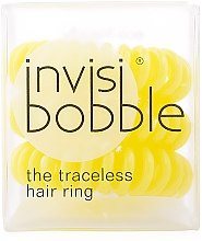 "Haargummis ""Submarine Yellow"" 3 St. - Invisibobble Submarine Yellow — Bild N2"