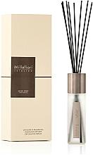 Düfte, Parfümerie und Kosmetik Raumerfrischer Silberner Geist - Millefiori Milano Selected Silver Spirit Diffuser