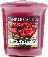 Düfte, Parfümerie und Kosmetik Votivkerze Black Cherry - Yankee Candle Black Cherry Sampler Votive