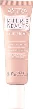 Düfte, Parfümerie und Kosmetik Gesichtsprimer - Astra Make-up Pure Beauty Face Primer