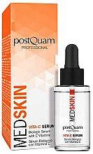Düfte, Parfümerie und Kosmetik Gesichtsserum - PostQuam Med Skin Biological Serum Vita-C