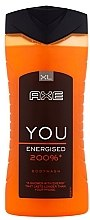 Düfte, Parfümerie und Kosmetik Energetisierendes Duschgel - Axe You Energised Shower Gel