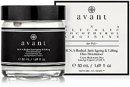 Düfte, Parfümerie und Kosmetik Feuchtigkeitsspendende Anti-Aging Gesichtscreme mit Lifting-Effekt - Avant R.N.A Radical Anti-Aging and Lifting Duo Moisturizer