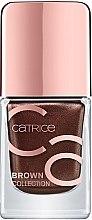 Düfte, Parfümerie und Kosmetik Nagellack - Catrice Brown Collection Nail Lacquer
