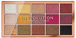 Düfte, Parfümerie und Kosmetik Lidschatten-Palette - Makeup Revolution Foil Frenzy Eyeshadow Palette Creation