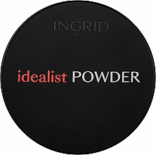 Düfte, Parfümerie und Kosmetik Kompaktpuder - Ingrid Cosmetics Idealist