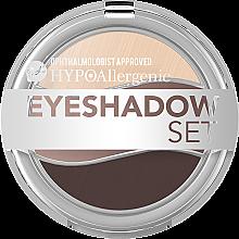 Düfte, Parfümerie und Kosmetik Hypoallergener-Lidschatten - Bell Hypo Allergenic Eyeshadow Set
